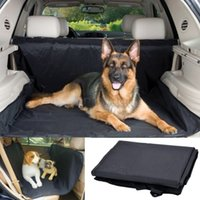 Wholesale Dog Car Rear Back Seat Cover Pets Dog Mat Blanket Hammock New Cushion Protector Cushion Car Seat Cover For Pets US50