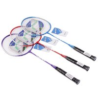 Wholesale SUPER K Badminton Racket Original Steel Alloy Prime Genuine Badminton Racket SDA21719 Soft PU Grip T Joint