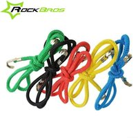 Wholesale RockBros High Strength Outdoor Sports Rubber Cord Lanyard Band Banding Luggage Rope for Cycling Traveling Climbing Camping