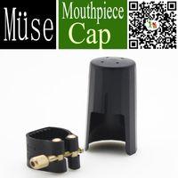 Wholesale Saxophone Accessories Tenor Saxophone Mouthpiece Tenor Sax Mouthpiece Cap amp Leather Clip