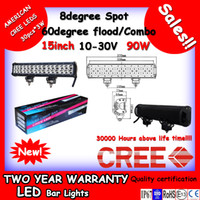 high intensity led - LED LIGHT BAR INCH W w high intensity CREE LEDs OFFROAD LIGHTS Spot LEDS WD Jeep Truck FOG LIGHTS DRIVING IP67