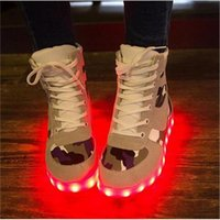 Cheap Luminous Casual Shoes Best Luminous lights Glowing S