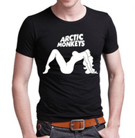 arctic monkeys tee - Arctic Monkeys Men s Tee Shirt Indie Rock And Roll Short Sleeve O neck Loose T shirts Music Brand Summer new Hip hop Men T shirts