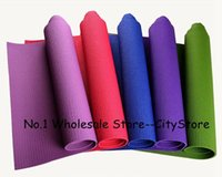 Wholesale 2014 hot sale high quality pvc yoga mat eco friendly pvc yoga mat hot for beginners