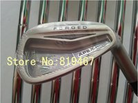 Cheap PRO APEX forged golf irons set 3--9#,pw,aw N.S.PRO 950GH steel R flex right hand golf clubs 9irons free headcovers