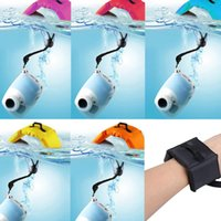 Wholesale High Quality Hot New Waterproof Snorkeling Camera Floating Foam Hand Wrist Strap Diving NVIE order lt no track