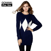 sweater - Women pullover Autumn winter sweaters Long Sleeve Sweater Women s Elegant New Plus Size XL Fashion Loose Casual Sweaters