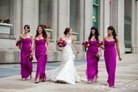 Cheap Long Chiffon Bridesmaid Dresses Best Beach Bridesmaid Dresses