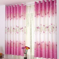 best colorful window - x100cm Colorful Butterlfly Printed Curtain Sheer For Door Window Screen Curtain New Promotion Best Gift