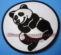 avg tools - Chinese Air Force WWII American Volunteer Group Tigers AVG second squadron Panda badge