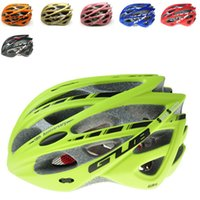 Wholesale EPS Mountain Bike Bicycle Helmet Cycling Helmet Men women Colors mtb Helmet Off Road Bicycle Accessories