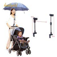 Wholesale New Bike Bicycle Stroller Wheelchair Adjustable Bar Holder Umbrella Bracelet Holder Stand