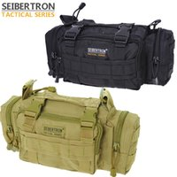 assault work - Utility P Military Tactical Duffle Waist Bags Tactical Molle Assault Messenger Bags Fishing Hunting Work Traveling