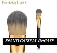 base cream for face - 2016 Brand New el foundation brush for liquid cream foundation makeup face based BB primer concealer cosemtics brush kits