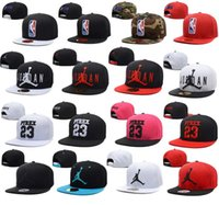 jordan hats - summer New Fashion Snapback jordan Cap Sport Baseball Hats gorras Adjustable Hat bone aba reta Snapbacks ca