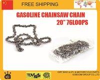 Wholesale 38cc cc cc cc gasoline chain Saw chain quot bar loops chainsaw order lt no track