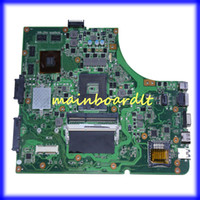 laptop motherboards - For Asus K53SV K53SM A53S X53S laptop motherboard mainboard rev GT540M GB With usb tested