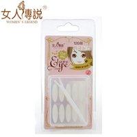 Wholesale Women s lengend Fashion Eyeliner Sticker Double Eyelid Transfer Tape Eyeshadow Smoky Tattoo J1066