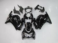 Wholesale Brand New Black Fairings For KAWASAKI NINJA R EX250 ABS Plastic Injection Mold Fairing Kits