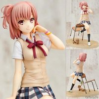 scale model figures - Anime Doll My Teen Romantic Comedy SNAFU TOO Yui Yuigahama Scale Pre painted Figure Model Toy cm