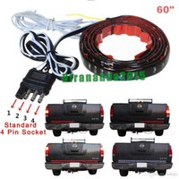 Wholesale 60 quot Trunk Tailgate Red White LED Light Bar For Reverse Brake Turn Signal Tail