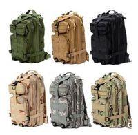Wholesale Hot Sale Men Women Unisex Outdoor Military Tactical Backpack Camping Hiking Bag Trekking Rucksacks BT035