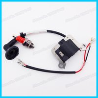 Cheap Ignition Coil & Spark Plug L7T For 33cc 43cc 49cc Moped Scooter Mini Moto Super Pocket Bike Motorcycle Motocross order<$18no track