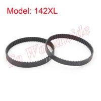 Wholesale 2pcs XL Type Black Rubber mm Belt Width XL Timing Pulley Belt