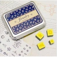 alphabet ink stamps - Min Order is Different Styles DIY Scrapbooking Angel Stamps Set Vintage Wooden Box Rubber Craft Ink Pad Alphabet Stamp