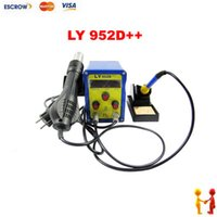 Wholesale LY mini type soldering station D dual digital LED in BGA SMD welder