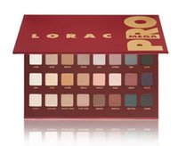 eye shadow palette - New Lorac Mega Pro Palette MEGA Eyeshadow Makeup Set Color RED Eye Shadow Palette Makeup gift