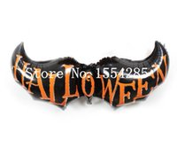 bats big lots - 10pcs cm Halloween bats balloon for children toys large ballon party decoration globos big foil balloon bat balao
