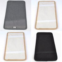 Wholesale Super Car CD DVD Holder Folder Disc Disk Storage Bag Sun Visor Clip Case Clipper Auto Interior X60 QP0050 S1