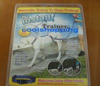 Wholesale The Instant Trainer Leash For Dogs Over lbs Stop Pulling Easy To Use No More Pulling Gentle Way To Train Dogs DHL Freeshipping