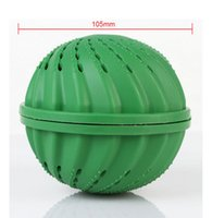 Wholesale Hot Selling Home Practical Magic Cleaning ball For Cleaning Clothes Fresh Washing Green