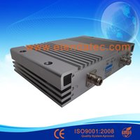 Wholesale Hot Sell High quanlity GSM Repeater dBm dB MHz mobile signal boosters