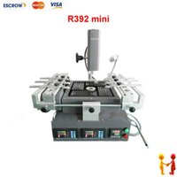 air release system - New released HT R392 mini hot air rework system soldering station R392 bga rework machine