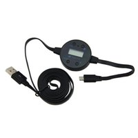 Wholesale Bluetooth FM Transmitter Modulator MP3 Player Hands Free Car Kit For iPod iPad iPhone S Galaxy S2 S3 HTC BF