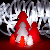 Wholesale 1 piece waterproof outdoor remote control color changeable LED light tree of led floor lamp for Christmas decoration lighting
