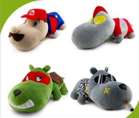 Wholesale Car Decoration charcoal Toys super mario Turtle dog toys