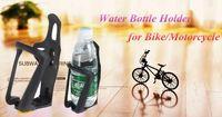 al por mayor plastic bottle for drinking water-Plástico elástico al aire libre deporte bebida botella de agua soporte portador para bicicletas de montaña ciclismo bicicleta OUT_127