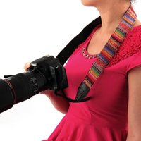 Wholesale Hot Selling Vintage Camera Shoulder Neck Strap For Nikon For Canon For Sony For Panasonic SLR DSLR