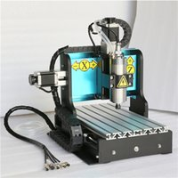 Wholesale JFT Engraving Cutting Machine Axis CNC Cutting Machine W Spindle Motor CNC Router Engraver Machine with USB Port