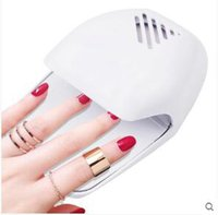 Wholesale dryer Nail drying machine dryer for nail lamp for gel nail polish lamp for drying fingernails lamp for manicure Mini nail drying