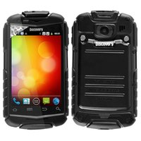 discovery v5 - Hot Discovery V5 Shockproof Smart Android phone quot Capacitive MTK6515 Dual SIM mtk6515 Dual Camera Bluetooth