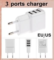 Wholesale Universal Ports EU US Plug USB Wall AC Charger Adapter Power Adapter USB Travel for Samsung Galaxy S5 Note Edge LGr CAB054