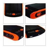 solar charger laptop computer - 50000mAh Laptop solar mobile power bank for Laptop computer and cell phone