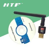 achat en gros de meilleures antennes wifi-OEM / ODM 150M RT7601 Chipset Antenne externe IEEE 802.11n / b / g meilleure usb NANO adaptateur sans fil wifi
