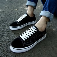 agent shoes - The new spring men s shoes low canvas casual shoes for men sneakers agent to join han edition pattern
