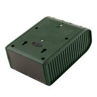 animal repellent sound - Sonic Ultrasonic Solar Power Pest Animal Repeller Repellent Yard Motion Activated Sensor Sound Flashlight